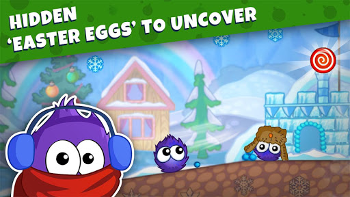 Catch the Candy: Winter Story screenshots 9