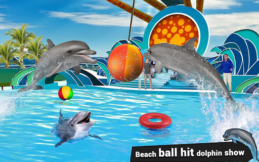 Dolphin Water Stunts Show  screenshots 14