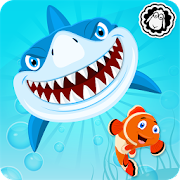 Sea Fishing - fun toddler and kids games for free!