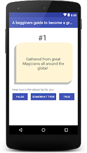 Beginner magician Tips from great magicians