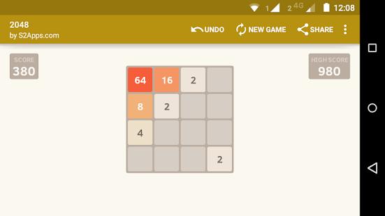 2048 4.2.18 Screenshots 19
