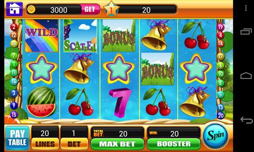 Classic 777 Fruit Slots -Vegas Casino Slot Machine apkdebit screenshots 2