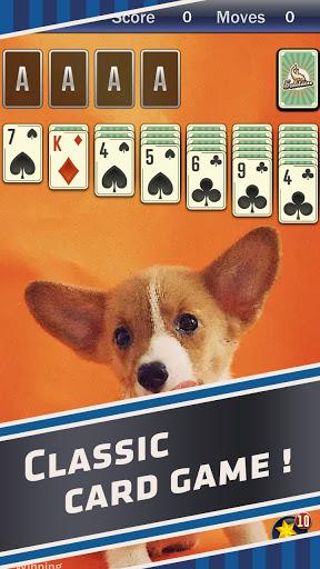 solitaire comfun- classic card game offline screenshot 1