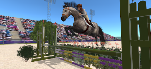 Jumpy Horse Show Jumping screenshots 6