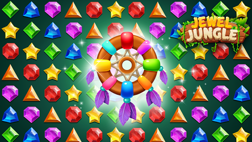 Jewels Jungle Treasure: Match 3  Puzzle 1.7.7 screenshots 7