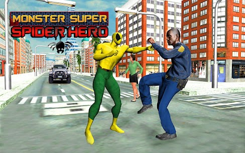 Incredible Flying Superhero Spider For Pc | How To Download  (Windows/mac) 2