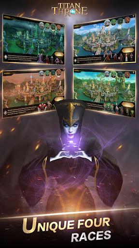 Titan Throne apktreat screenshots 2