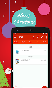 Christmas Gift List Apk Download 4