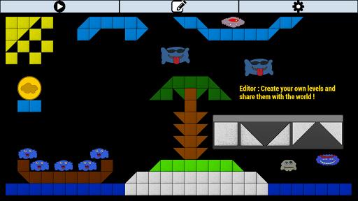 cloudventure: arcade + editor screenshot 3