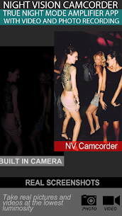 Night Mode Camera (Photo and Video) MOD APK 1