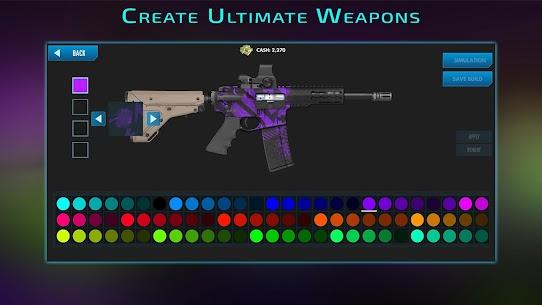 Gun Builder Simulator 2D 1.6 Full Mod Apk [NEW] 1