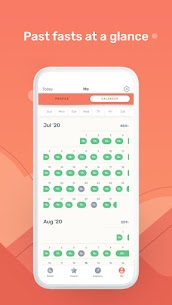 Zero – Simple Fasting Tracker Mod Apk (Plus Features Unlocked) 8
