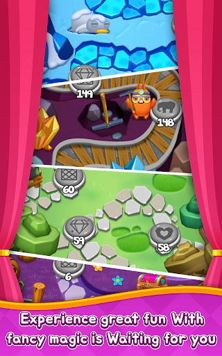 Jewel Witch - Best Funny Three Match Puzzle Game 1.8.2 screenshots 24