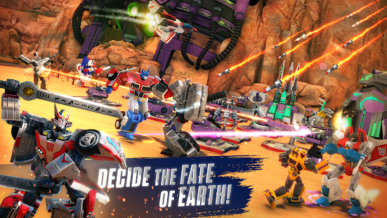 How to hack TRANSFORMERS: Earth Wars for android free
