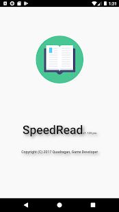 SpeedRead, Spritz Reading Free