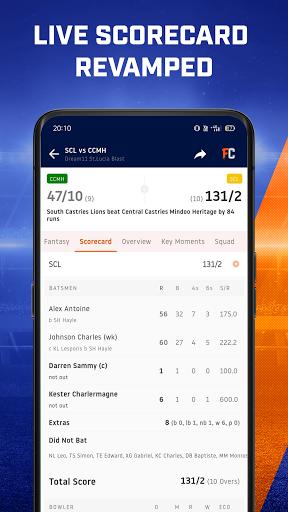 Cricket Live Stream, Scores & Predictions: FanCode android2mod screenshots 3