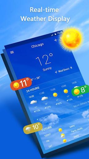 Weather Forecast App 16.6.0.6271_50157 Screenshots 2