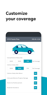 Metromile – Car Insurance Apk Download 4