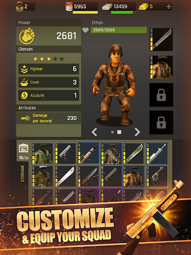 Last War: Shelter Heroes. Survival game  screenshots 17