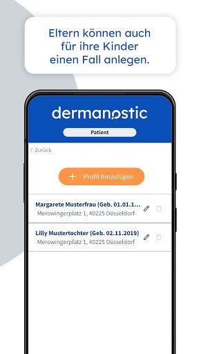 dermanostic - online dermatologist 1.9.3 Screenshots 8