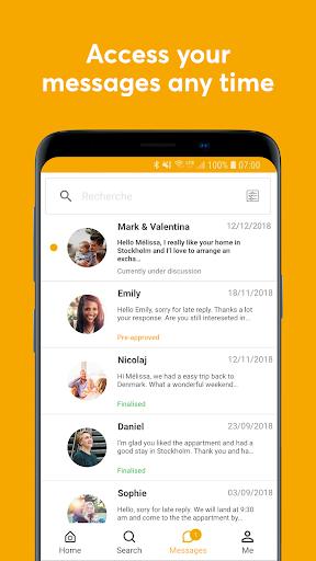 HomeExchange - House Swapping apktram screenshots 4