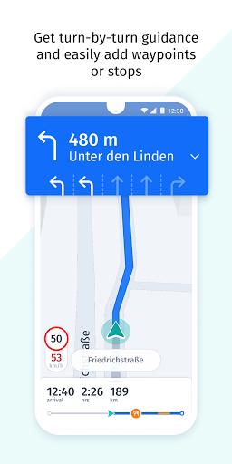 HERE WeGo Maps & Navigation android2mod screenshots 3