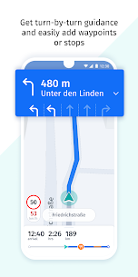 HERE WeGo Maps & Navigation 3