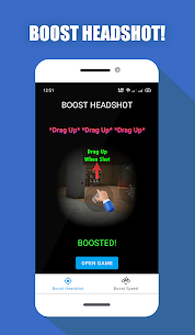 Headshot Booster for FF Apk- A Real GFX Tool (Paid) 2