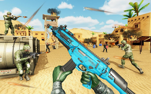 FPS Shooter Games 2020:New Counter Terrorist Game goodtube screenshots 7