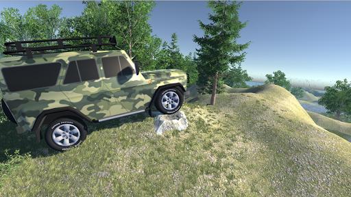 Russian Cars: Offroad 4x4 1.8 screenshots 1