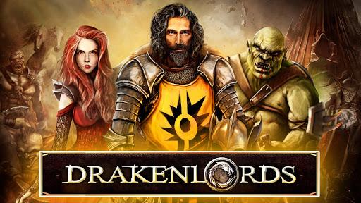 Télécharger Drakenlords APK MOD (Astuce) screenshots 1
