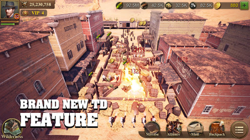 Wild Frontier: Town Defense 1.5.5 screenshots 9