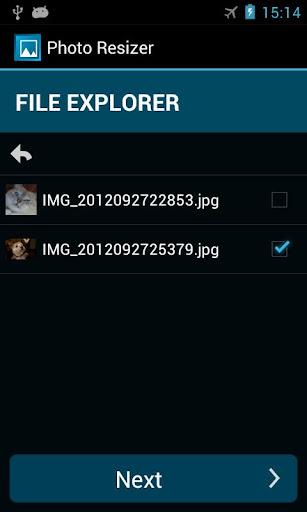 photo resizer screenshot 3