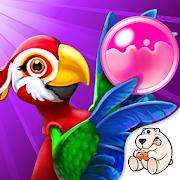Bubble Parrots: Bubble shooter