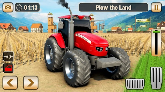 Real Tractor Driving Games For Your Pc | How To Download (Windows 7/8/10 & Mac) 1
