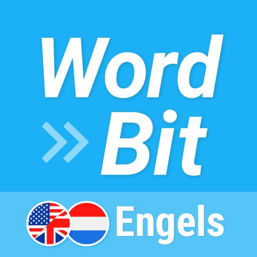 WordBit Engels (leer via je vergrendelscherm) Icon