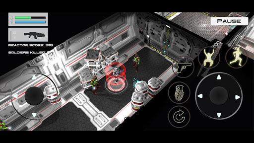 Star Space Robot Galaxy Scifi Modern War Shooter  screenshots 6