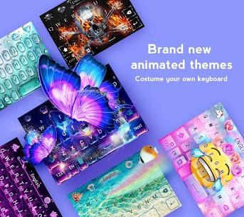 GO Keyboard Prime v3.52 MOD APK – Cute Emojis, Themes and GIFs 1