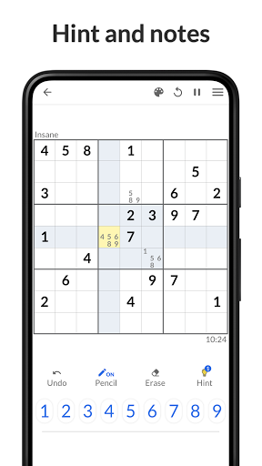 Sudoku Addict 1.0.83 screenshots 3
