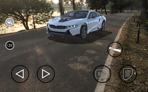 AR Real Driving - Augmented Reality Car Simulator 3.9 Screenshots 9