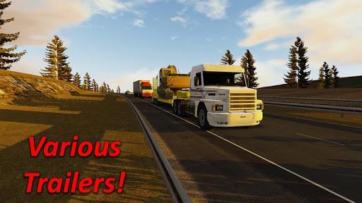 Heavy Truck Simulator  Screenshots 11