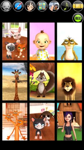Talking Stars Cat & Dog & Pets  screenshots 1