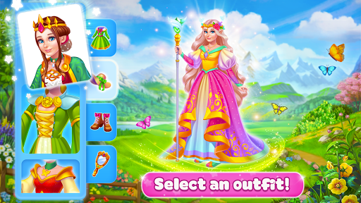 Magic Seasons - build and craft game apktram screenshots 13