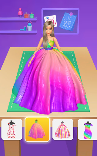 Doll Makeover  screenshots 6