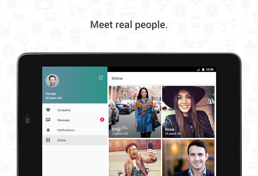 Hitwe - meet people and chat 4.3.4 Screenshots 8