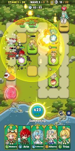 Guardian Spirit TD - Hero Defense painmod.com screenshots 6