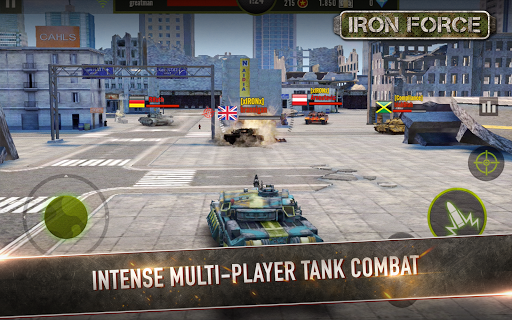 Iron Force android2mod screenshots 12