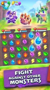 Monster Tales – Multiplayer Match 3 Puzzle Mod Apk (High DMG) 1