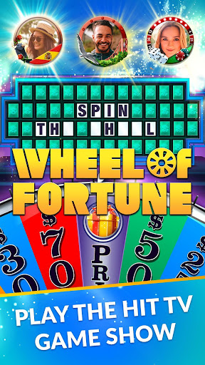 Wheel of Fortune: Free Play screen 0