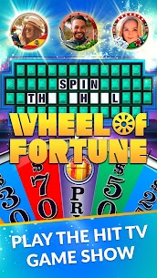 Wheel of Fortune: Free For Pc Or Laptop Windows(7,8,10) & Mac Free Download 1